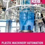 KEB automatizacijos sprendimai plastiko pramonei